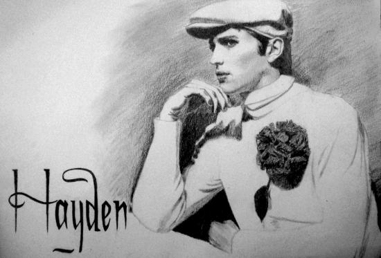 Hayden Christensen by louloute